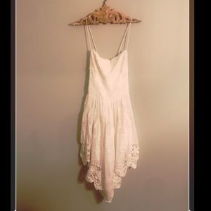 Free People Lace Dress. Size 6. NWT.